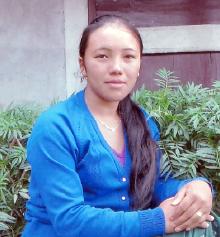 Aasmaya GurungLaprak 8 - Gorkha