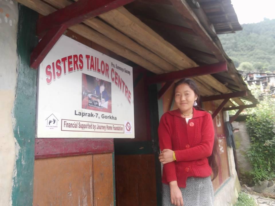 JHF SunMaya sisters tailors