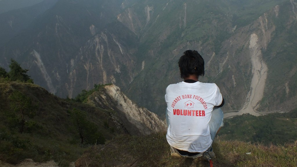 Nepal Earthquake Volunteer